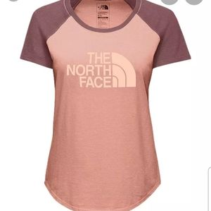 The North Face W BBall Graphc Tee NWT